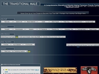 thetransitionalmale.com